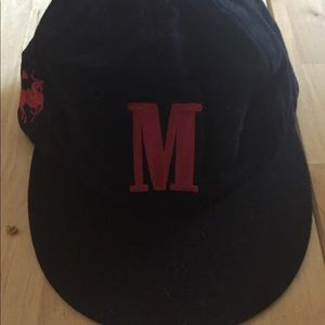 NEW Marlboro Men's strapback hat